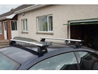 Thule Roof Bars / Wing Bars 960 & Fitting Kit