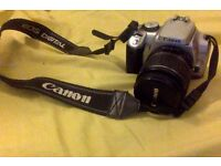 Canon 400d Rebel xti DSLR Camera
