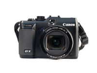 Canon G1X digital camera 14.3Mp 4x optical zoom 28mm to 112mm focal length
