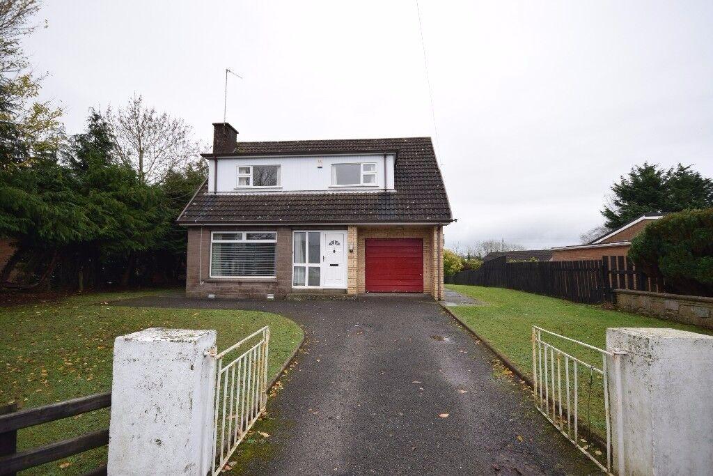 3 Bed Detached House, To Rent, Drumclay Park North, Enniskillen