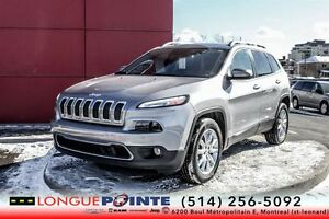 2015 Jeep Cherokee Limited+TOIT+CUIR +GPS