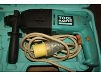 110 v Power Drill c/w Quick Release Chuck assy in excellent working order