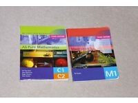 MEI 3rd Edition C1/C2 and M1 A level Maths Textbooks