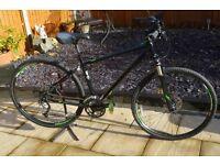 Trek 8.5 DS (2014) Gents Hybrid Bike