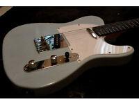 TELECASTER DAPHNE BLUE Fender