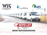 Bank Repo Sale at The Yard