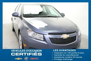 2014 Chevrolet Cruze LT Turbo DEM.A.DIST+CRUISE.CONT+AIR.CLIM