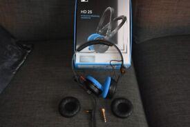 sennheiser hd 25 professional monitoring headphones