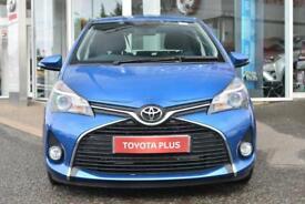 Toyota Yaris D-4D ICON (blue) 2016-06-30