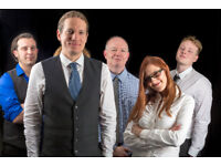 Fantastic UK party band for weddings, birthdays and all other events!
