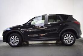 MAZDA CX-5 2.2 D SE-L NAV 5d 148 BHP (black) 2014