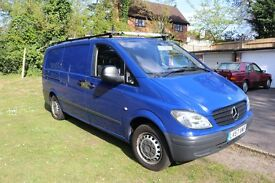 Solid reliable Mercedes Vito