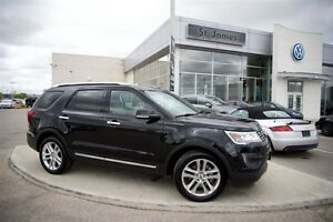 2016 Ford Explorer Limited - 100% Accident free!!