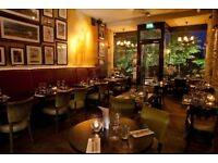 CHEF DE PARTIE - WHISKI ROOMS, CITY CENTRE