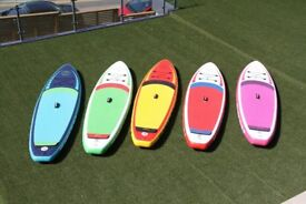 Top Quality 10' 6 Paddleboard + accessories. SUP Half the price of equivalent top quality brands