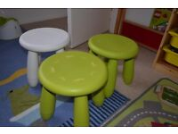 IKEA children's stools