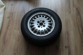 """14"""" BMW E30 'bottletop' wheel"""