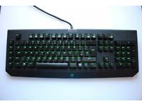 Razer BlackWidow Ultimate 2014 Mechanical Gaming Keyboard