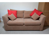 Sofa bed, double, excellent condition
