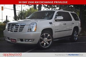 2014 Cadillac Escalade NAVIGATION, QUAD SEATS, ONE OWNER