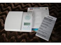 Salter Electronic Aquatronic kitchen scales (ideal for weighing liquid)