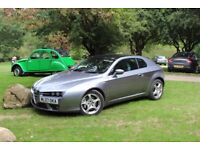 Alfa Romeo Brera 2.4 DIESEL POSSIBLY PX SWAP FOR FAMILY CAR