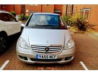 Mercedes A150 2006, MOT Jun'18, full service history, excellent condition