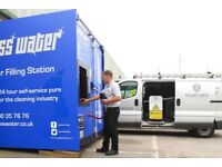 Water Fed Pole, Window Cleaning, Pure Water Filling Station - Molesey!