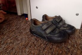 Start- Rite school shoes blue UK 8 1/2 G/ 26G