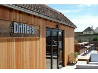 Part time/ weekend/ evening front of house staff required at Drifters, East Wittering