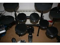 Alesis DM10 Studio Mesh electronic drum kit, In near perfect condition, only a few hours use.