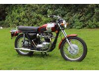 Triumph Bonneville OIF 1971