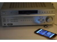 SONY STR-DE598 AMP 220W AUXIN/RADIO/PLAY IPODPHONE CAN SEE WORKING