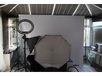 Professional Photography Studio Gear Great Condition