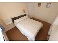 AVAILABLE END JANUARY. 1 DOUBLE BEDROOM FLAT. FIRST FLOOR, GCH, D/G. NO DSS. MILL HILL Train