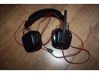 Plantronics GameCom 780 USB headset
