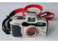 CANON SURESHOT A1 Underwater 35mm Film Camera