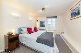A spacious one bed place with real character, in the historic Pantiles