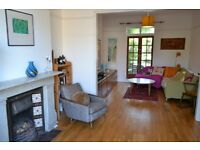 A beautifully presented four bedroom period house lovingly renovated in East Dulwich, SE22