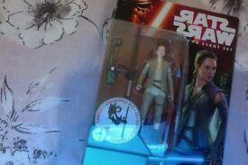 Star Wars Force Awakens Rey Action Figure