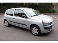 2003 Renault Clio 1.2 Extreme 16V for spares or parts