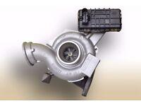 Turbocharger for Mercedes Sprinter II - 215, 315, 415, 515 CDI - 150 BHP / 111 kW. Turbo 759688.