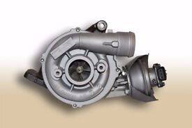 Turbocharger for Ford - 2.0 TDCi. Focus, Galaxy, C-Max, Kuga, Mondeo, S-Max. Turbo no. 753847.