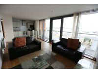 STUNNING 2 BED 2 BATH NEW BUILD PROTON TOWER WITH BACLONY 10 MINS WALK TO CANARY WHARF INC BILLS