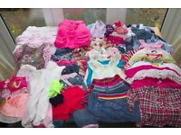 Girls Clothes age 1 to 1 ½ years
