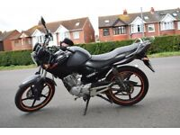 Yamaha YBR125 reliable & in great condition