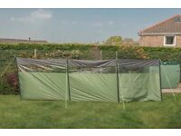 Gelert Breezeblocker 4 pole Windbreak