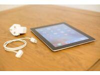 Apple iPad 2, 2nd generation (MC769B/A), 16GB, Wi-Fi, Black, Good condition