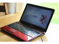IMMACULATE TOSHIBA QUAD CORE i5 CPU 2.53GHZ PER CORE 6GB DDR3 500GB HDD 5 HOUR BATTERY, GEN CHARGER