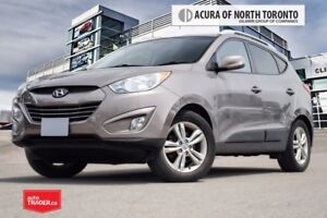 2012 Hyundai Tucson GLS AWD at Accident Free| Heated Seat| Bluet